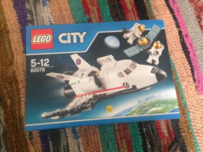 Lego, brugt men ser ud som ny, 12 Euro