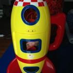 Peppa Pig Raket 15 Euro